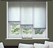 FKL Schöne Fertiggardine Fenstergardine Gardine