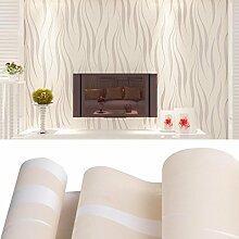 Flabor 3D Tapete 10m Vliestapete Wandtapete für Wohnzimmer, Schlafzimmer und TV Hintergrund usw. Tapeten