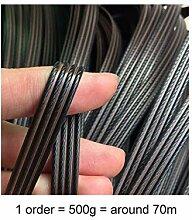Flaches Polyethylen-Rattan-Kunststoff-Geflecht