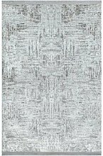 Flachgewebe-Teppich Clarence in Grau/Beige