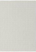 Flachgewebe-Teppich Dryades in Beige