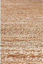 Flachgewebe-Teppich Hillwood in Braun Sansibar Home