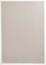 Flachgewebe Teppich Uni in neun Farben und sechs Größen