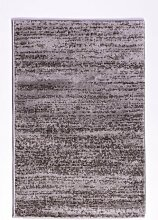Flachgewebe-Teppich Vanetten in Grau Ebern Designs