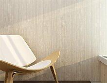 Flachs Stroh Gold Filigran Hintergrund von einfarbig Vliestapete modern Minimalist Schlafzimmer Wohnzimmer wall-papers, weiß