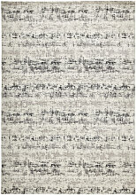 FLACHWEBETEPPICH 160/230 cm Grau, Schwarz, Weiß