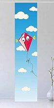 Flächenvorhang Drachen Kids 6, 260 cm hoch, 60 cm