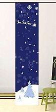 Flächenvorhang Kids Weihnachten, 260 cm hoch, 60