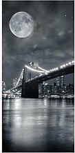 Flächenvorhang Set Manhattan Mysteries New York