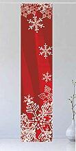 Flächenvorhang WeihnachtsKrista II Xtra, 260 cm