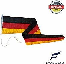 Flagcessories Premium Langwimpel Deutschland