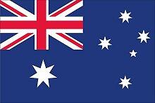 Flagge Fahne Australien ca. 150 x 250 cm, 110