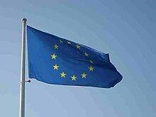 Flagge Fahne Europa, ca. 30 x 45 cm, 160 g/m²