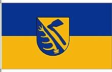 Flagge Fahne Kleinflagge Klein Brunsrode - 40 x 60cm