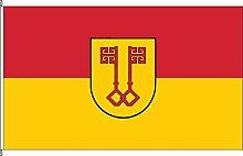 Flagge Fahne Kleinflagge Klein Escherde * - 40 x 60cm