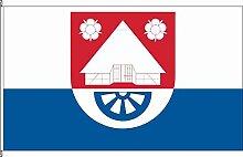 Flagge Fahne Kleinflagge Klein Offenseth-Sparrieshoop - 40 x 60cm