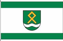Flagge Fahne Kleinflagge Klein Oschersleben - 40 x 60cm
