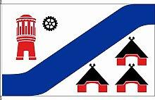 Flagge Fahne Kleinflagge Klein Pampau - 40 x 60cm