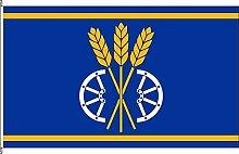 Flagge Fahne Kleinflagge Klein Rönnau - 40 x 60cm