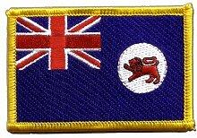 Flaggen Aufnäher Australien Tasmania Fahne Patch + gratis Aufkleber, Flaggenfritze®