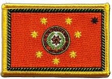 Flaggen Aufnäher Indianer Cherokee Nation Fahne Patch + gratis Aufkleber, Flaggenfritze®