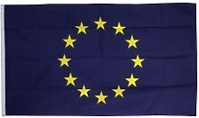 Flaggenfritze® Fahne Flagge Europäische Union EU