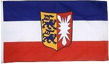 Flaggenfritze® Fahne Flagge Schleswig-Holstein 90