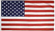 Flaggenfritze® Fahne Flagge USA Vereinigte