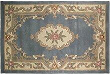 Flair Rugs Lotus Aubusson Teppich mit floralem