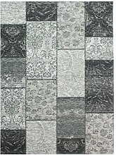 Flair Rugs Teppich Manhattan Patchwork Chenille