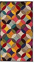 Flair Rugs Teppich mit geometrischem Design Modell Spectrum manmbo 80x150cm bun