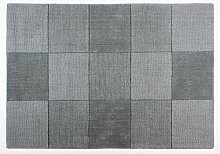 Flair Rugs Teppich mit Quadrat-Muster (75cm x