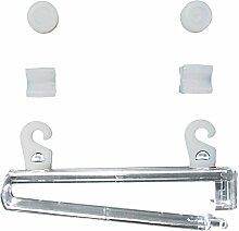Flairdeco Schlaufengleiter mit X-Gleiter und 8 mm