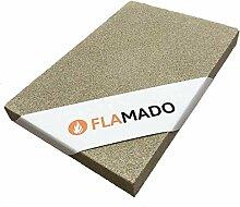 Flamado ® Vermiculite Platten 300 x 200 x 15mm 4