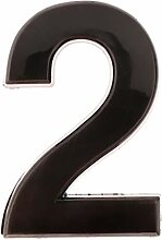 FLAMEER 0-9 DIY Haustür Nummer Hausnummer Zahlen