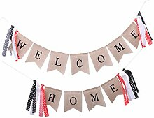 FLAMEER '' Welcome Home '' Banner