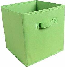 FLAMEER Aufbewahrungsbox Spielkiste Regalkorb