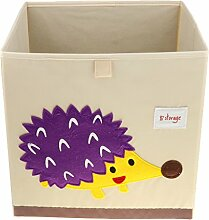 FLAMEER Faltbare Aufbewahrungsbox Kinderzimmer