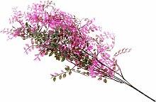 FLAMEER Künstliche Hängende Trauerweiden Pflanze