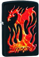 FLAMING DRAGON DESIGN - 29735 - Choice Collection