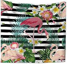 Flamingo Decor Bohemia Wandteppich für Home Decor Beach Werfen, B, 200150cm, a, 200*150cm