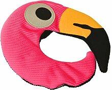 Flamingo Körnerkissen - Wärmekissen