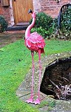 Flamingo-Ornament für den Garten/Teich,
