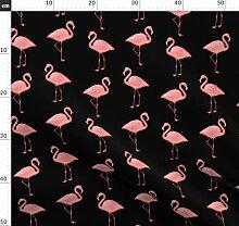 Flamingos, Flamingo, Druck, Tapete, Rosa Stoffe -