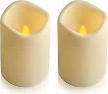 Flammenlose LED-Kerze von Eleoption für den