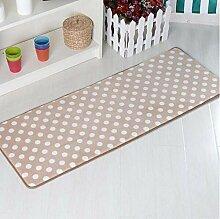 Flanell-nettes Gurt-Bett-Decken-Teppich-Portal-Kissen 45 * 120CM ( farbe : D , größe : 45*120cm )