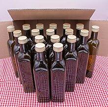 Flaschenbauer - 18 Marascaflasche 0,5 Liter mit