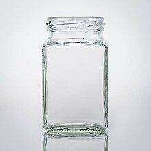 Flaschenbauer - 6 Mini Einmachgläser 260 ml