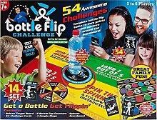 Flaschendrehen-Herausforderungsspiel.
