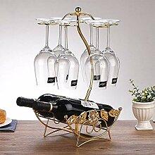 Flaschenhalter Europäisches Weinregal Weinregal